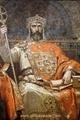 История - през 924г. цар Симеон I Велики и император Роман І Лакапин сключват примирие