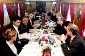 Plovdiv meeting of foreign ministers of Southeast Europe Cooperation Process Member Countries
