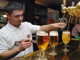 Plovdiver Barkeeper gewann Meisterschaft für Biereinschenken- und servieren