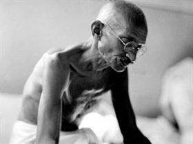 UN declares 2 October, Gandhi's birthday, as International Day of Non-Violence