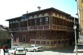 Buchpräsentation in Balabanov – Haus