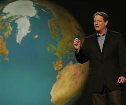 Al Gore erhält Friedens- Nobelpreis