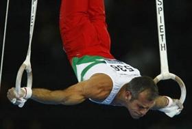 Yordan Yovchev won gold medal in Milan, Italy