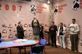 Poker champion from Plovdiv