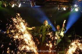 The rock group Renegate planning a tour in Bulgaria