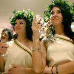 Dionysos Celebrations int he village of Brestnik