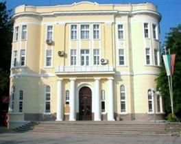 Musikschule Plovdiv mit Wohltätigkeitskonzert