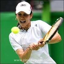 Zweti Pironkova startet 2008 mit Sieg