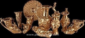 Panagyurishte Golden Treasure  to be kept in the Plovdiv Archaeology Museum