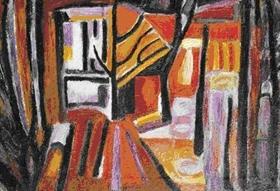 Sammelausstellung – Malerei in L'union de Paris – Kunstgalerie