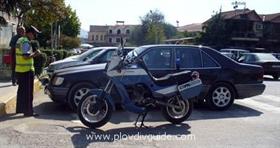 Ausgezeichnete Bewertung für die Plovdiver Polizei