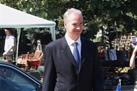 The French Ambassador on a visit to Plovdiv