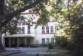 Konzert in Dobrin Petkov – Musikschule in Plovdiv