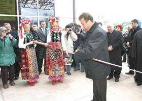 AGRA 2007 in Plovdiv eröffnet