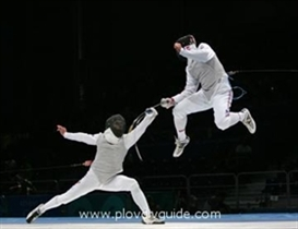 "Vassil Etropolski to paricipate in the ""Asparoukh Sword"" Fencing Tournament in Plovdiv"