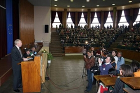 """Bulgaria, the United States, and Protecting Our Environment"" -  Speech by Ambassador Beyrle in Agrarian University, Plovdiv"
