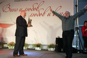 Four Golden Rhyton awards at the Vinaria Wine and Vine-Growing Exhibition in Plovdiv