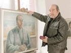 Художникът Иван Краевски на 60 години