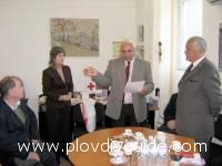 Another donation by Hristo Churelov arrived for Plovdiv hospitals
