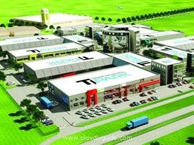 Handels – Industriepark in Plovdiv