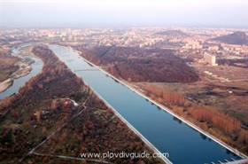 Plovdiv - with a second rowing canal?