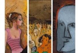Ausstellung in Georg Papazov – Kunstgalerie