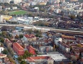 Präsentation der Projekte über die Rekonstruktion des Hauptbahnhofs in Plovdiv