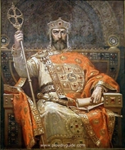 Tsar Simeon the Great's monument is still under discussion