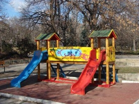 Plovdiv municipality creating new children's playgrounds