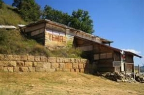 Starossel cult temple reconstruction