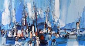 Ausstellung von Ivan Lambrov eröffnet die Saison der Aspekt – Kunstgalerie