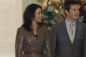 Kronprinz Dänemarks Frederik und Gattin Mary besuchen Plovdiv