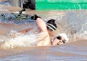 Bulgaria's Petar Stoychev wins FINA open water grand prix title