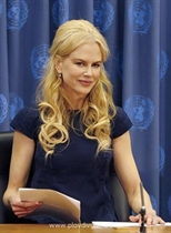 Nicole Kidman will visit Plovdiv as a Good Will Amabassador