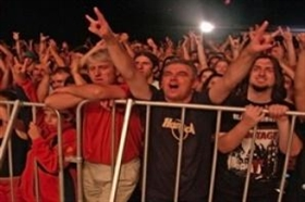 Rock festival in Plovdiv