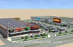 Retail Park Plovdiv opened
