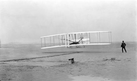 Anniversry of the first airplane flight, Dec.21, 1903