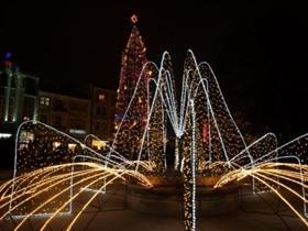 Plovdiv celebrates Christmas