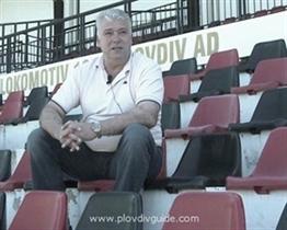Herzlichen Glückwunsch zum Geburtstag des großen bulgarischen Fußballspielers Hristo Bonev!