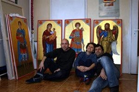 New church in Chicago - icons will be painted by Plovdiv artists
