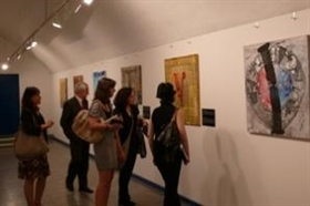 Assenovgrad artists in a mutual exhibition