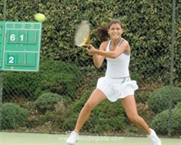 Plovdiv teenager is the best tenis player in Ireland