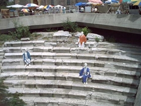 The Roman Stadium  - restoration