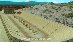 Today - presentation of the Roman Stadium project