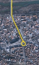 Attention, drivers! - Ruski Blvd in Plovdiv will be closed for traffic
