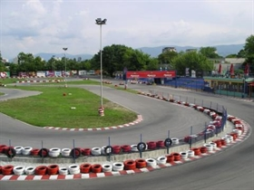 National Championship in Karting