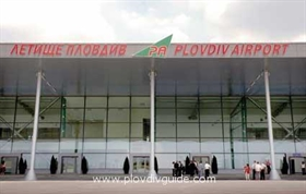New terminal of Plovdiv Airport opens Aug.1 for passengers
