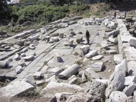 Archäologische Ausgrabungen in der Altstadt Plovdiv gehen weiter