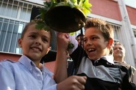 New school year opens in Bulgaria