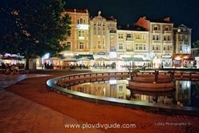 Virtuoso musisians concert in Plovdiv